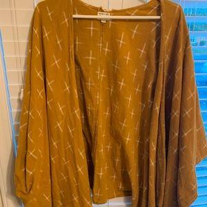 Baggy RVCs shawl